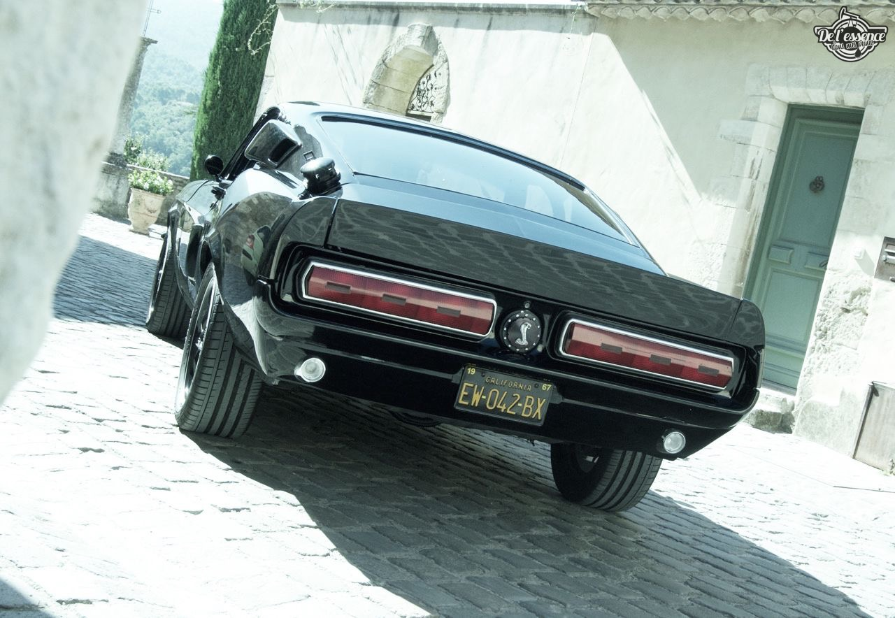 '67 Ford Mustang Shelby GT500 Replica... Bienvenue en enfer ! 3