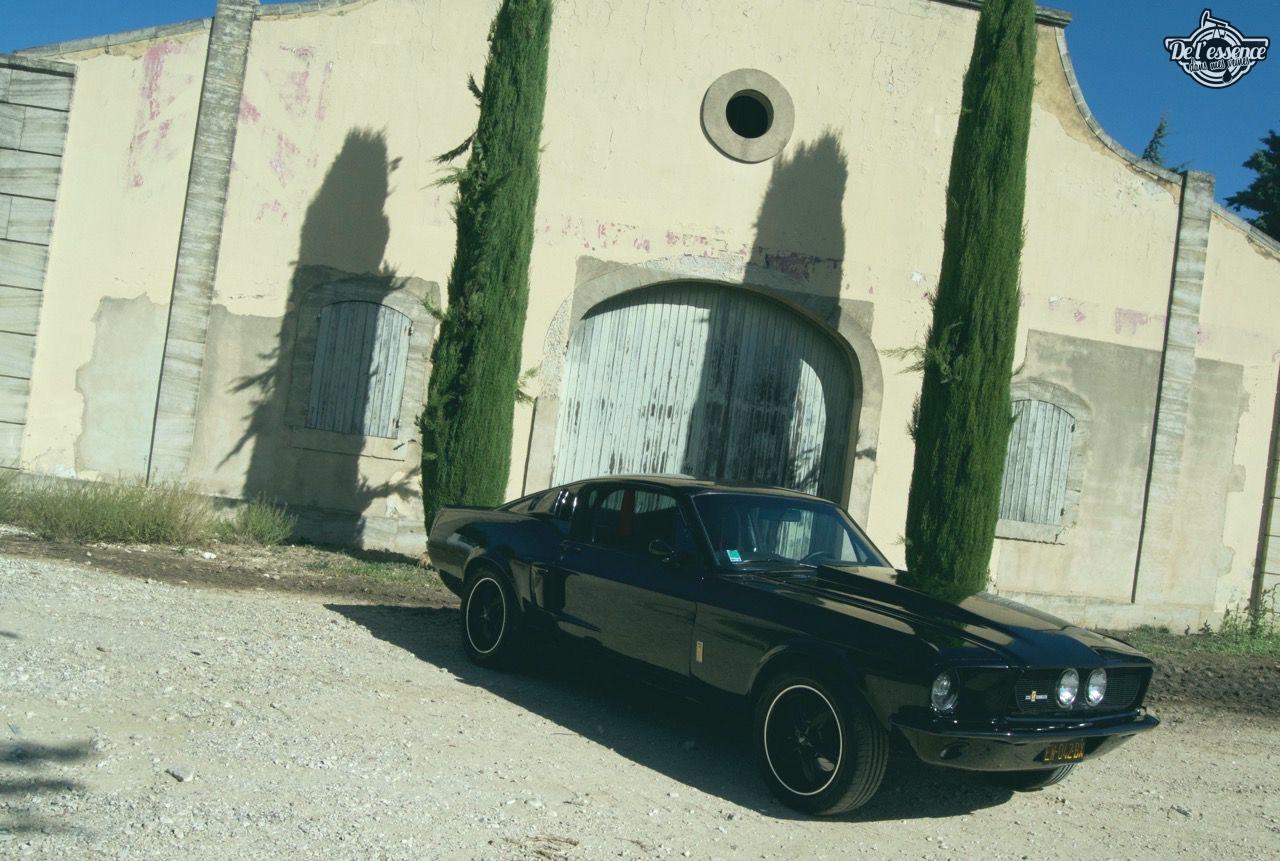 '67 Ford Mustang Shelby GT500 Replica... Bienvenue en enfer ! 12