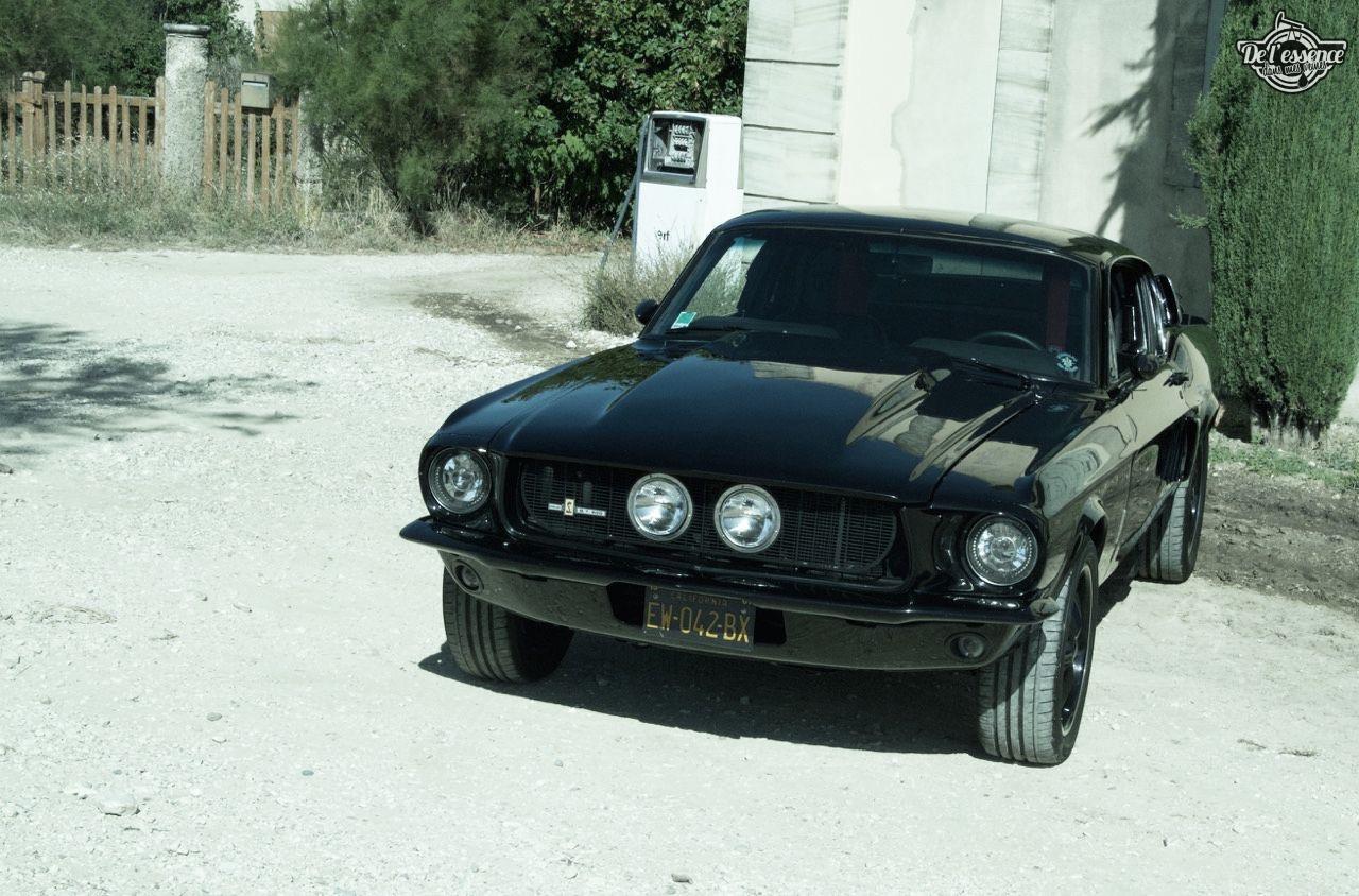 '67 Ford Mustang Shelby GT500 Replica... Bienvenue en enfer ! 89