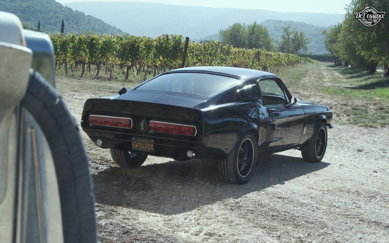 '67 Ford Mustang Shelby GT500 Replica... Bienvenue en enfer ! 16