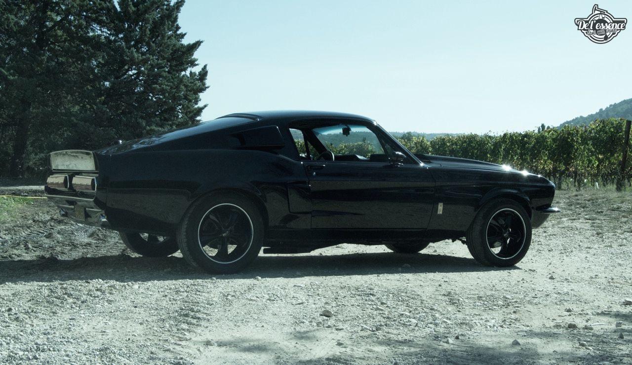 '67 Ford Mustang Shelby GT500 Replica... Bienvenue en enfer ! 91