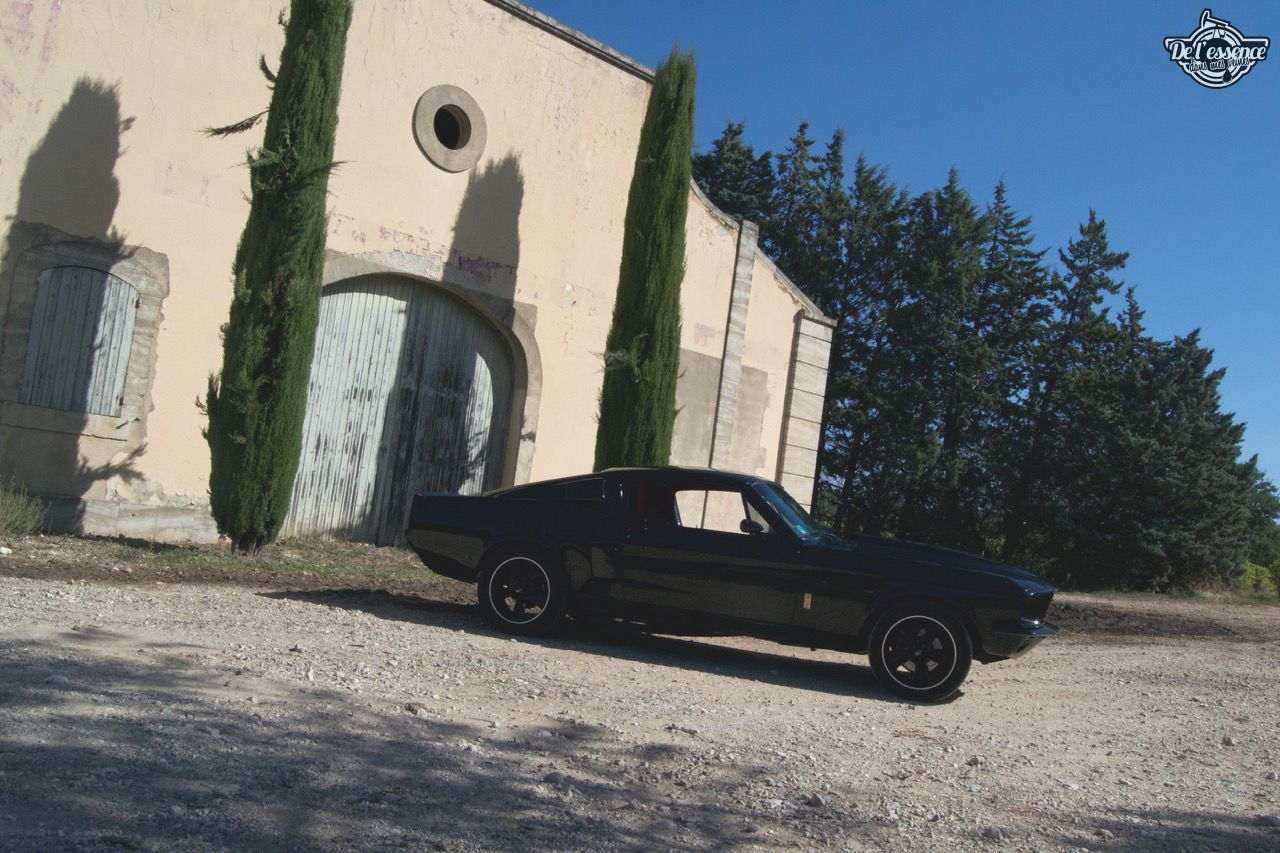 '67 Ford Mustang Shelby GT500 Replica... Bienvenue en enfer ! 25