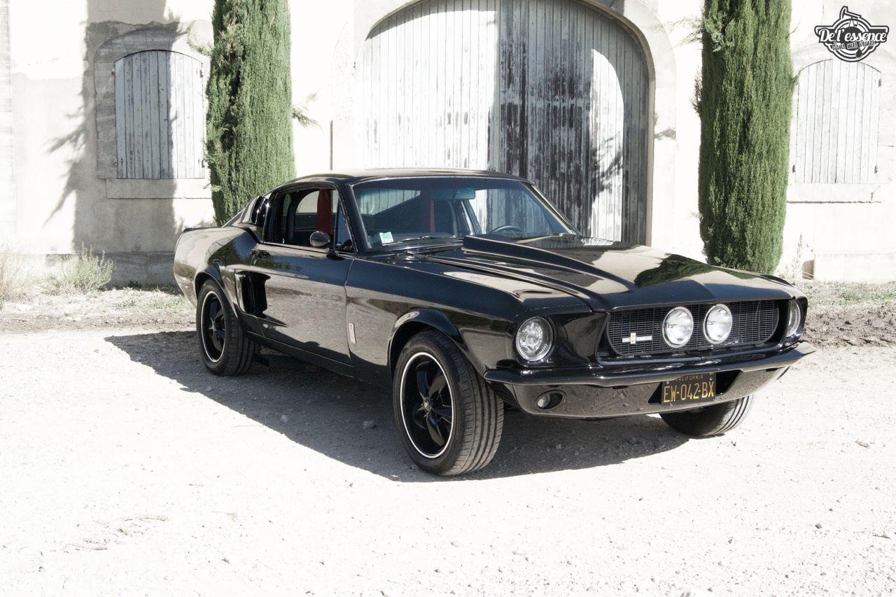 '67 Ford Mustang Shelby GT500 Replica... Bienvenue en enfer ! 31