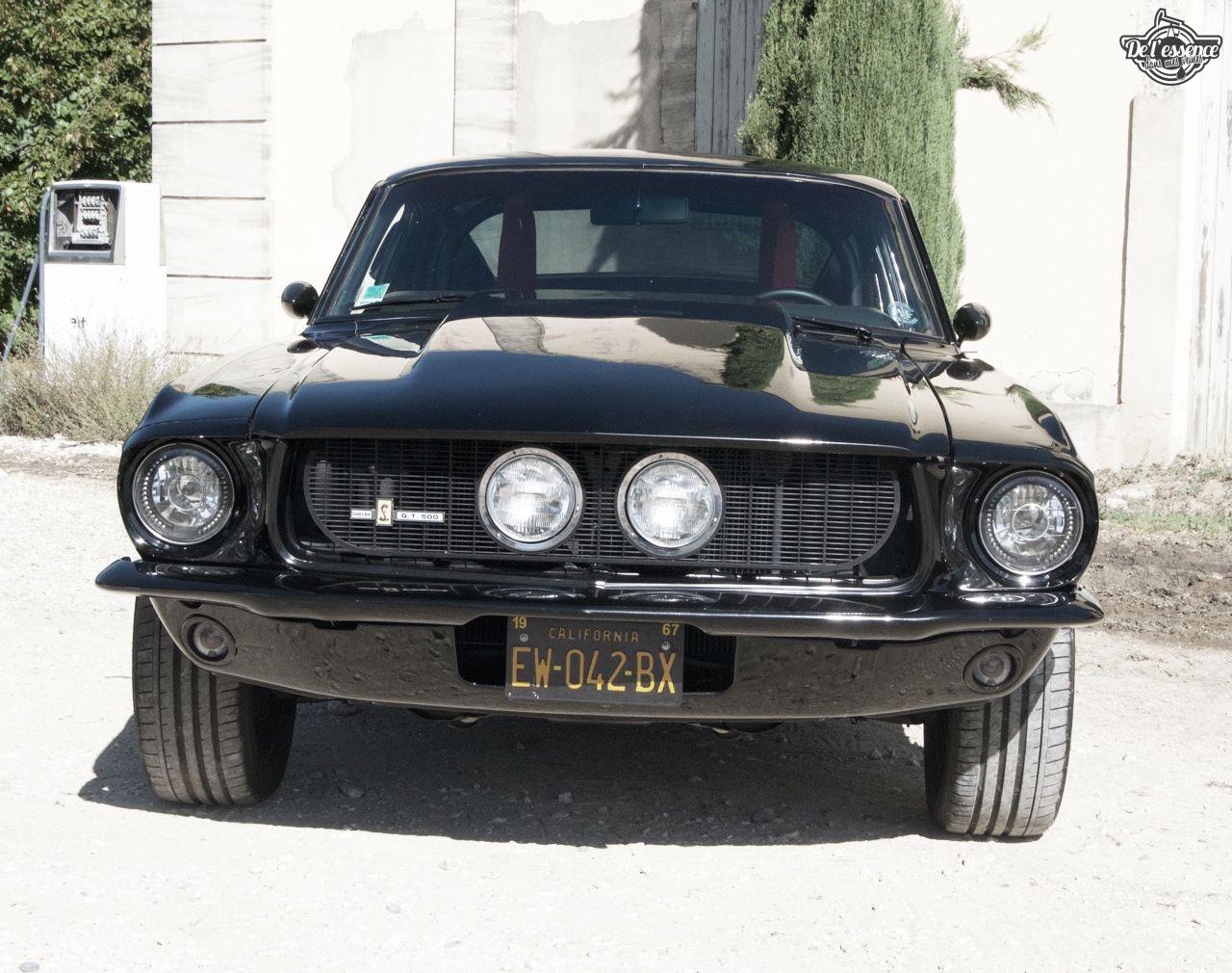 '67 Ford Mustang Shelby GT500 Replica... Bienvenue en enfer ! 34