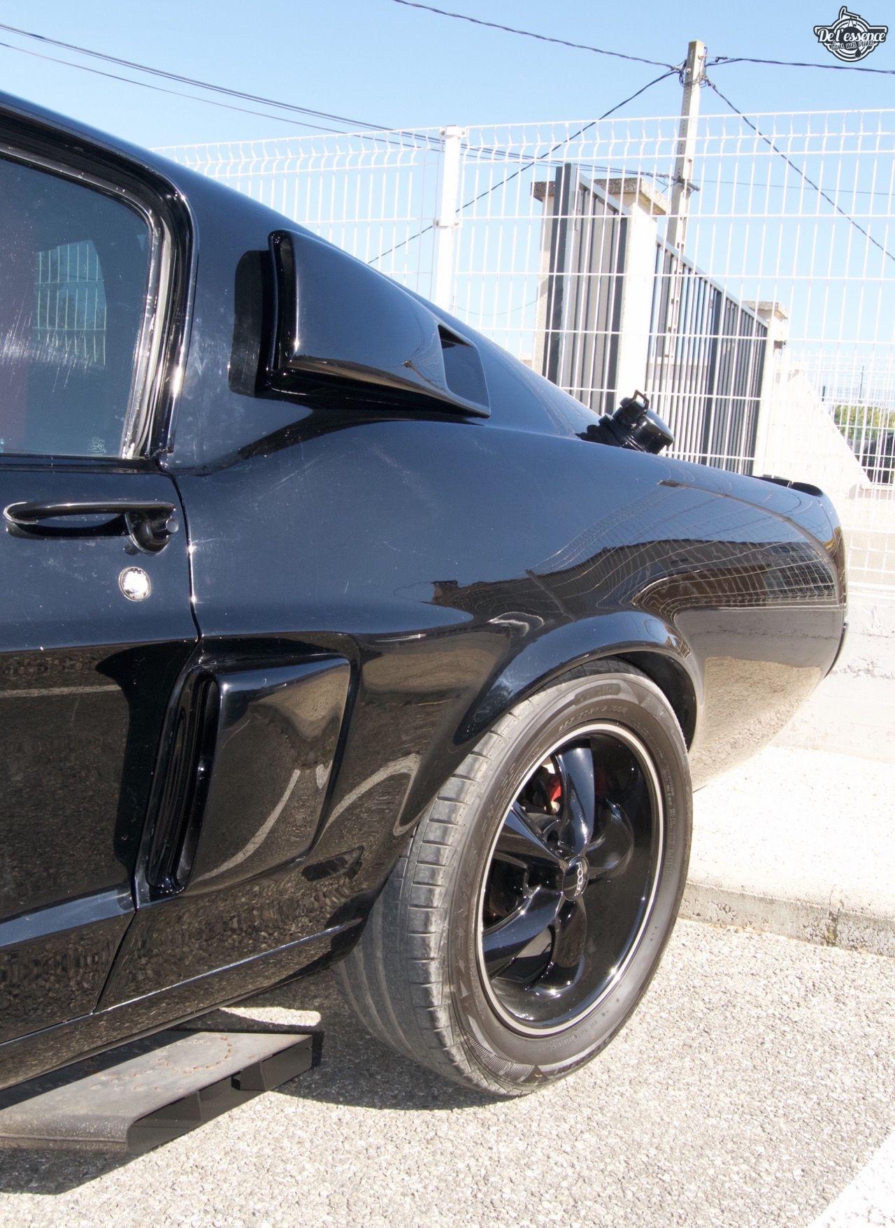 '67 Ford Mustang Shelby GT500 Replica... Bienvenue en enfer ! 87