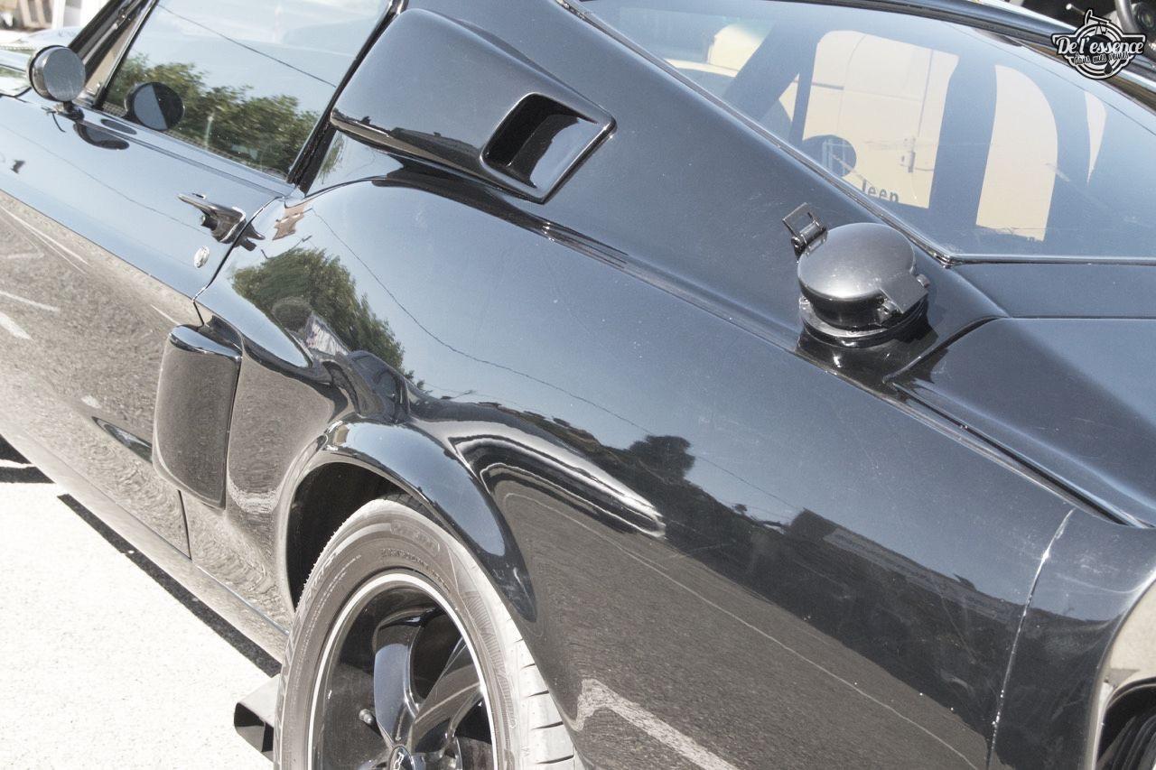'67 Ford Mustang Shelby GT500 Replica... Bienvenue en enfer ! 38