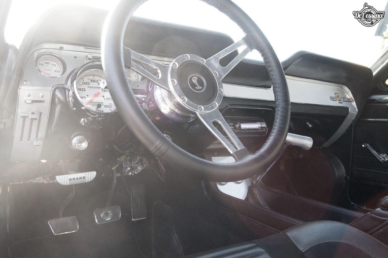 '67 Ford Mustang Shelby GT500 Replica... Bienvenue en enfer ! 39