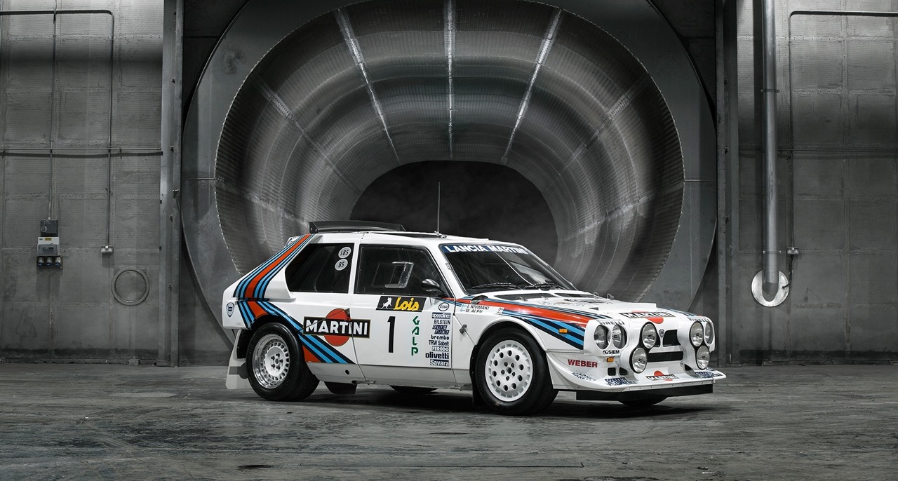 Lancia 037 & Delta S4... Changement de style ! 41
