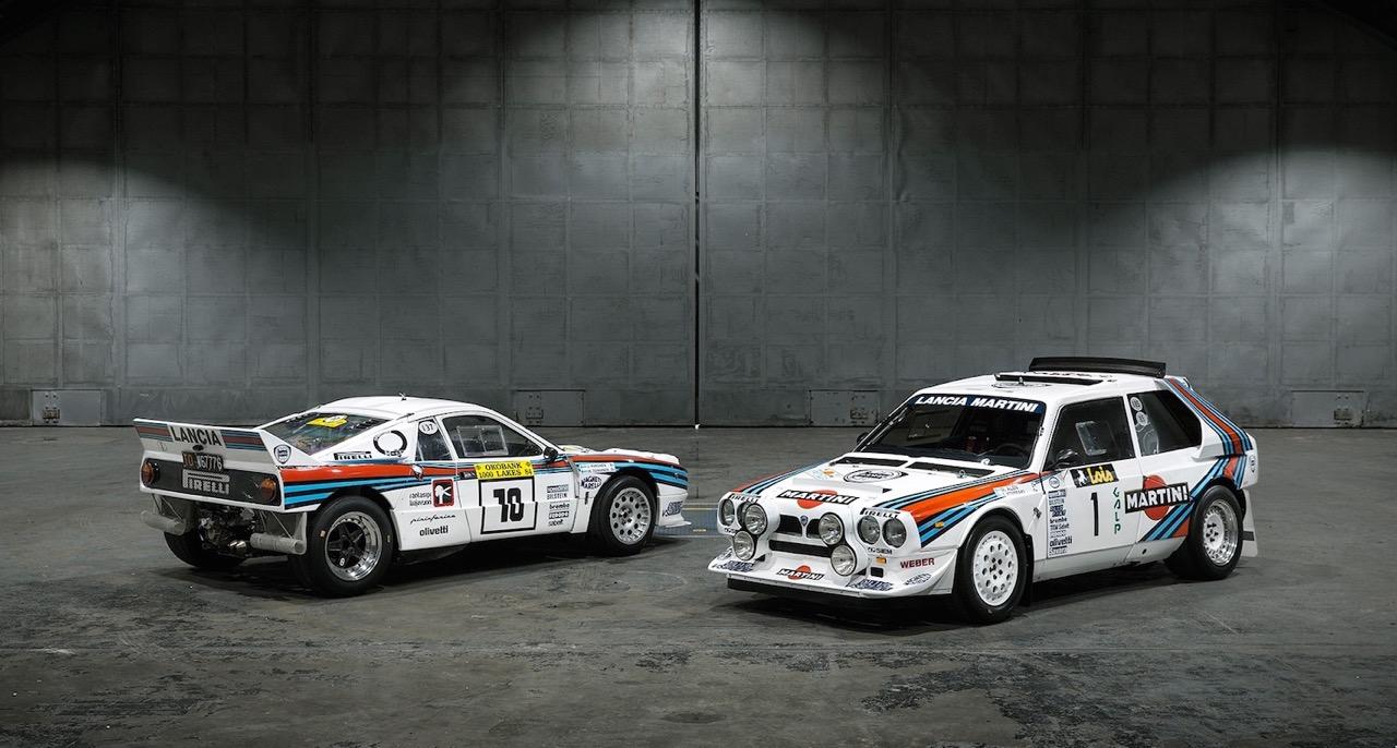 Lancia 037 & Delta S4... Changement de style ! 29