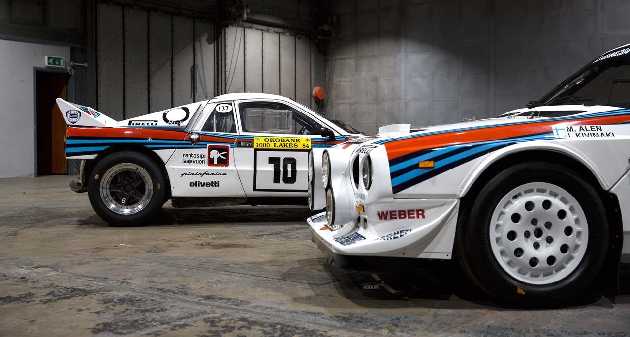 Lancia 037 & Delta S4... Changement de style ! 42