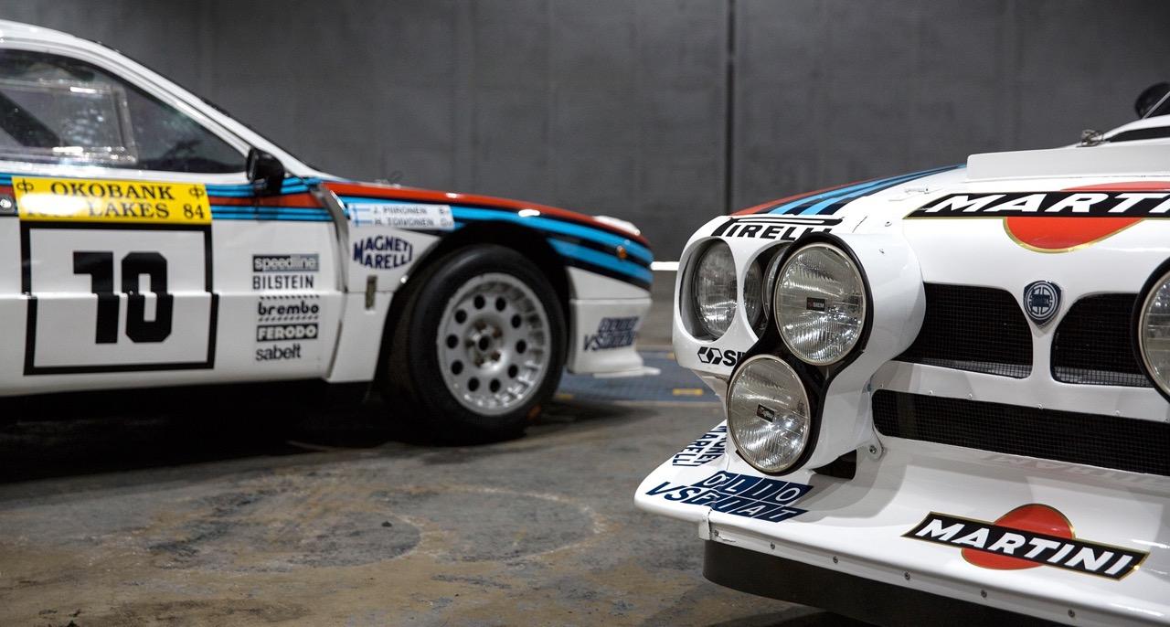 Lancia 037 & Delta S4... Changement de style ! 43