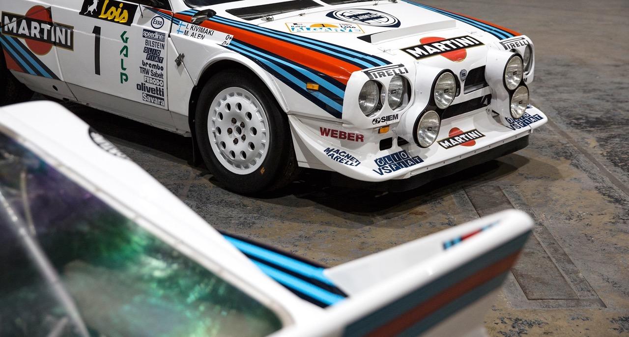 Lancia 037 & Delta S4... Changement de style ! 53