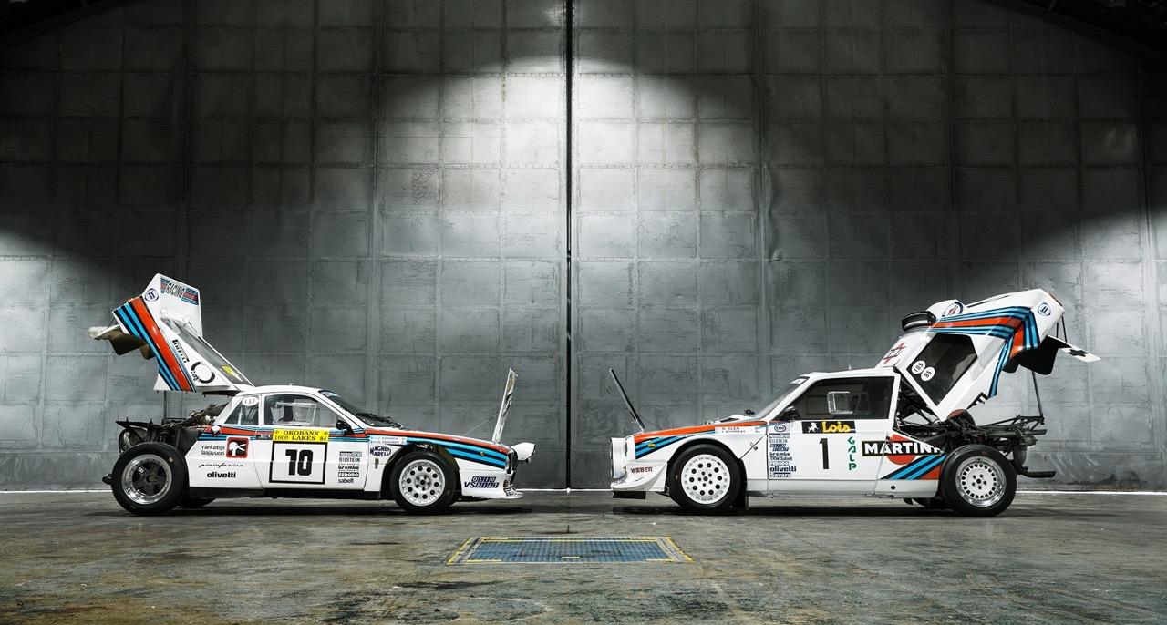 Lancia 037 & Delta S4... Changement de style ! 30