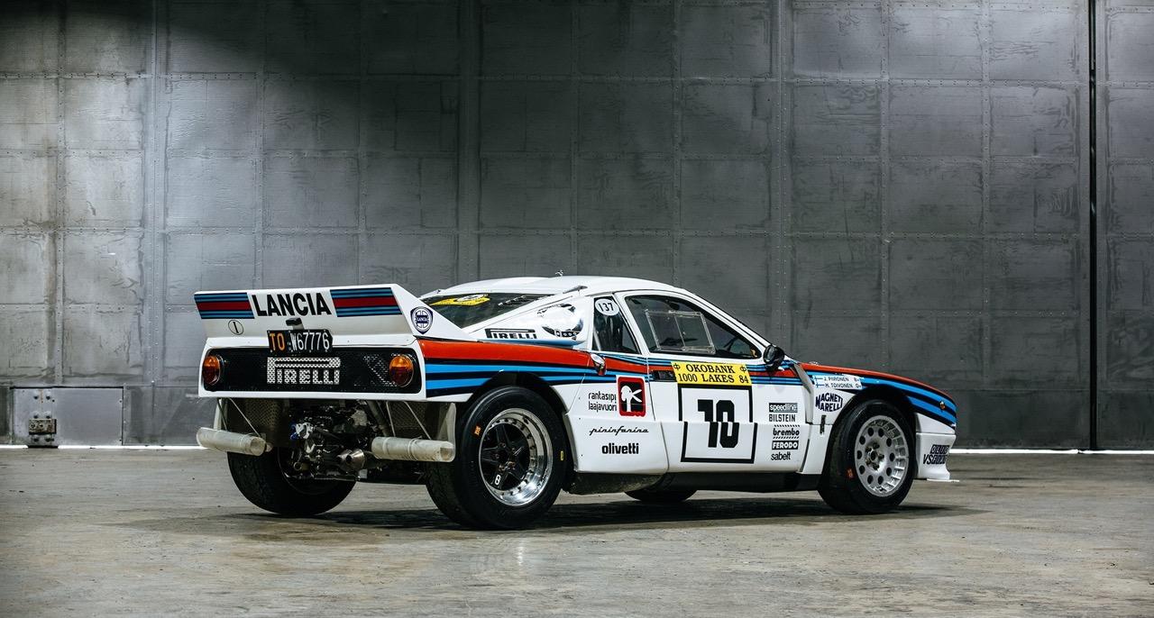 Lancia 037 & Delta S4... Changement de style ! 31