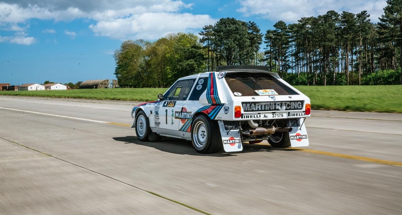 Lancia 037 & Delta S4... Changement de style ! 55
