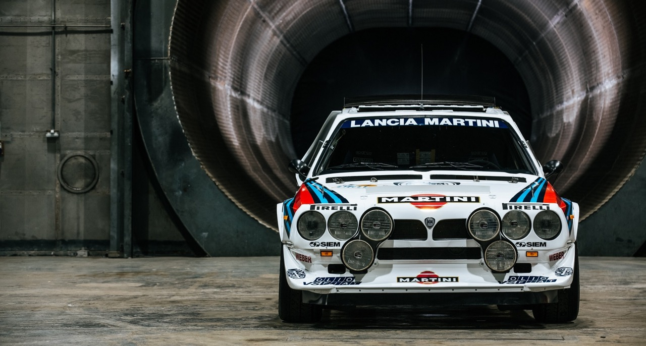 Lancia 037 & Delta S4... Changement de style ! 44
