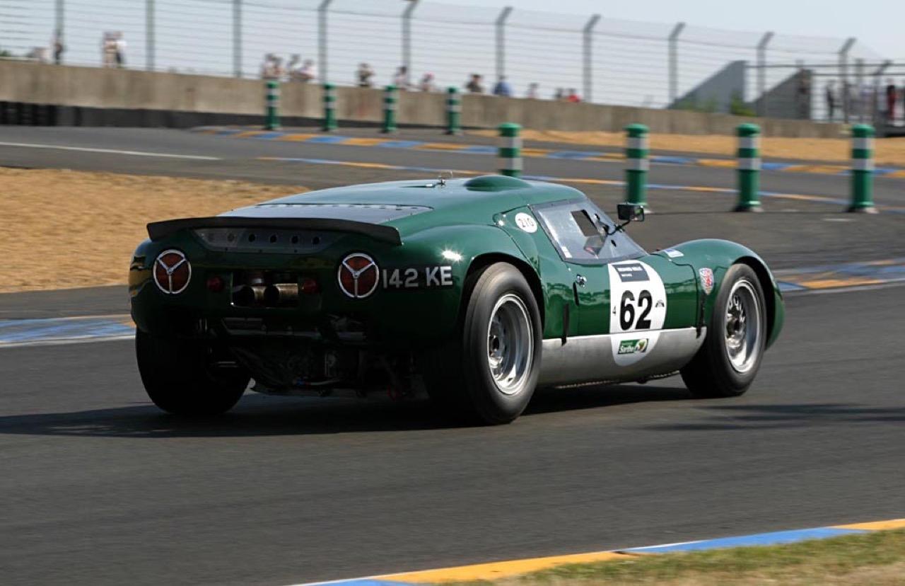 Lola GT Mk6 - Ceci est une GT40 ! 14
