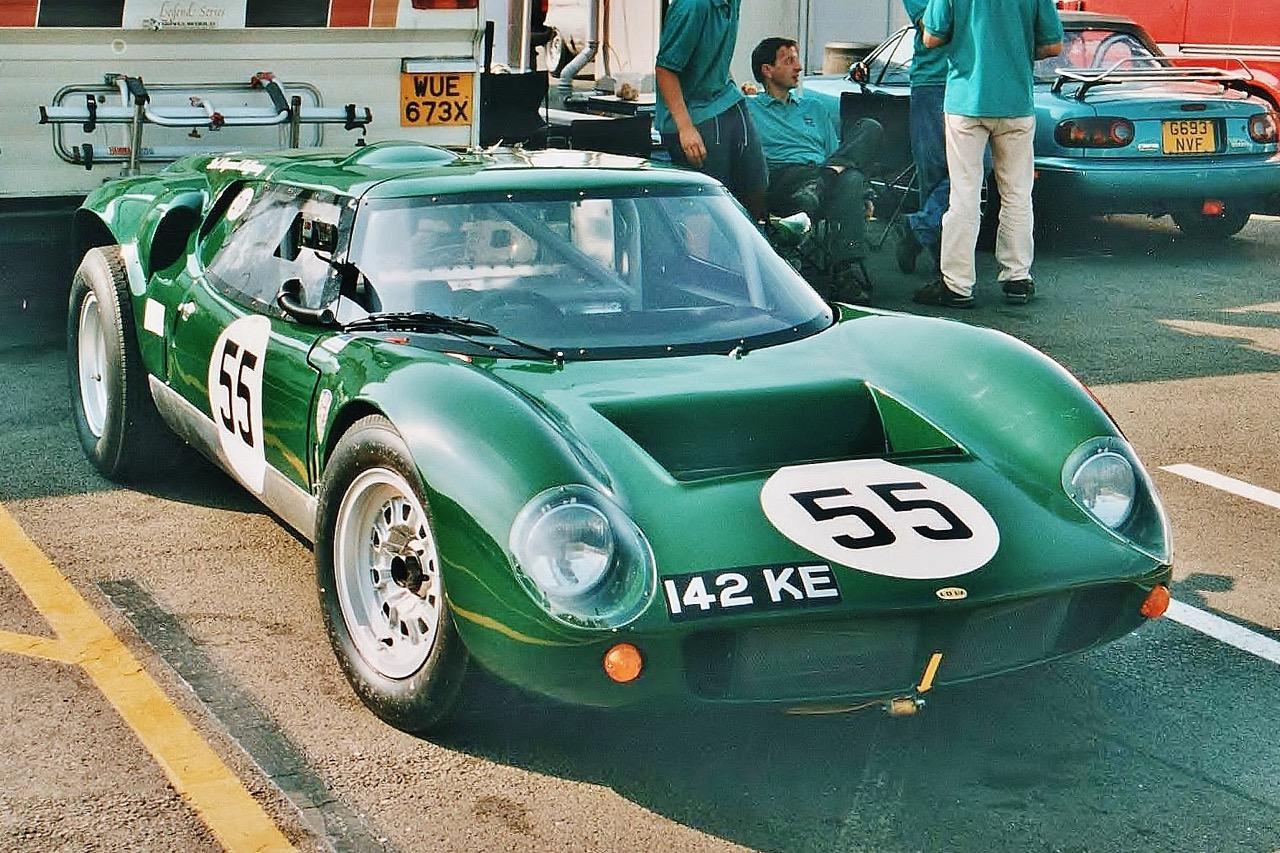 Lola GT Mk6 - Ceci est une GT40 ! 13