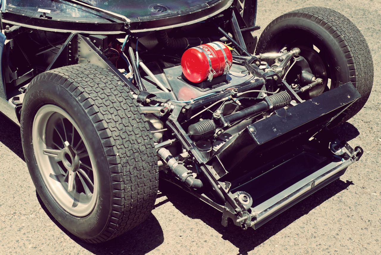 Lola GT Mk6 - Ceci est une GT40 ! 4