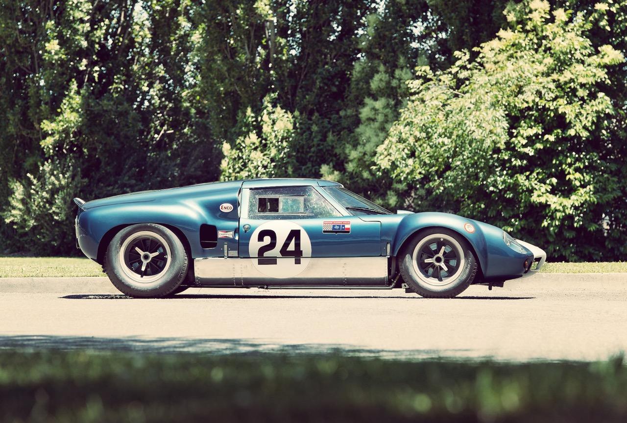 Lola GT Mk6 - Ceci est une GT40 ! 9