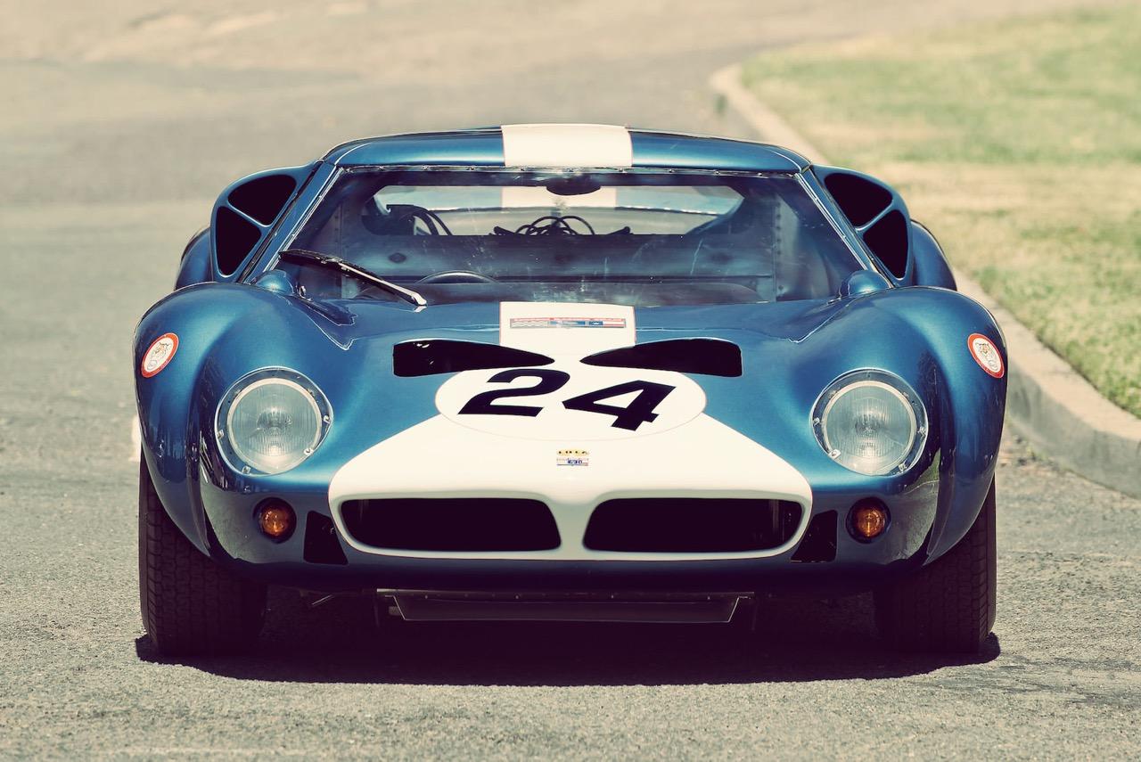 Lola GT Mk6 - Ceci est une GT40 ! 2