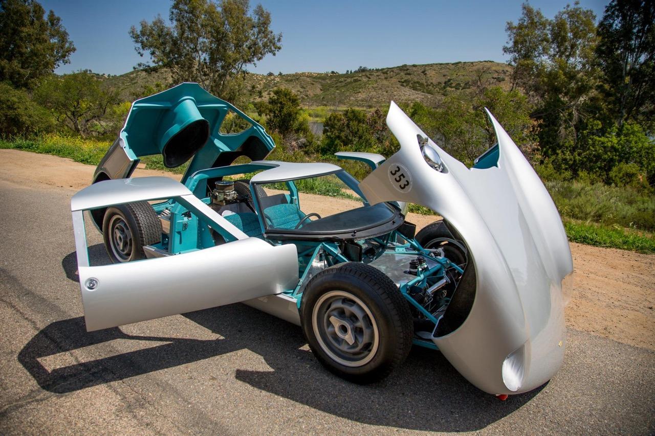 La Lola Mk6 GT d'Allen Grant... Street legal ! 34