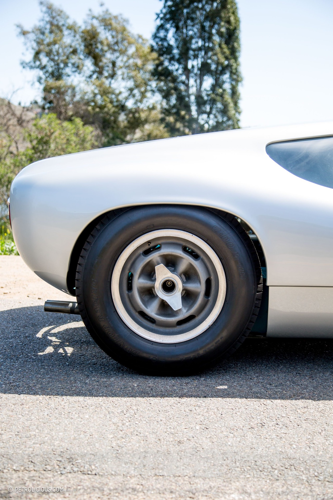 La Lola Mk6 GT d'Allen Grant... Street legal ! 33