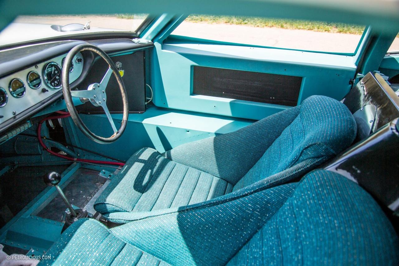 La Lola Mk6 GT d'Allen Grant... Street legal ! 35