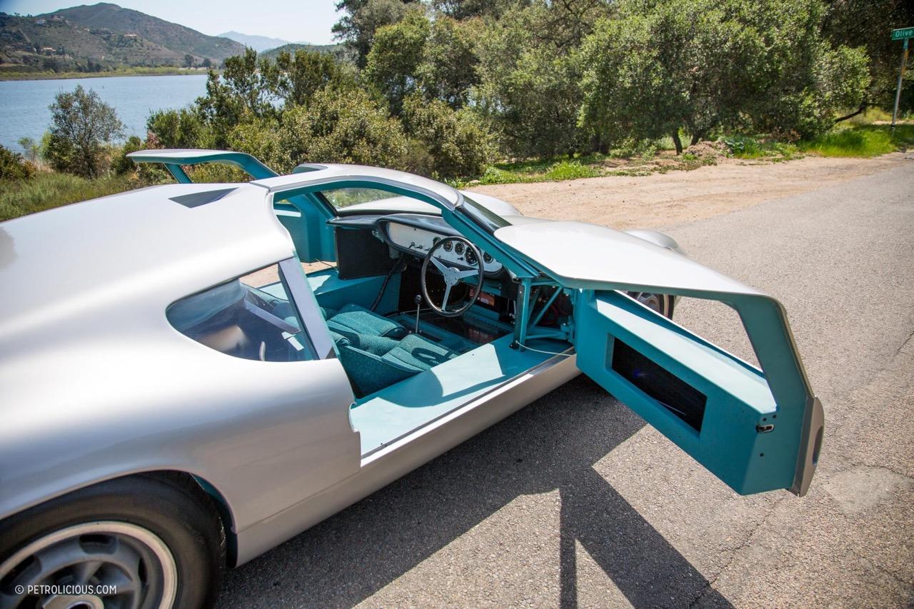 La Lola Mk6 GT d'Allen Grant... Street legal ! 30