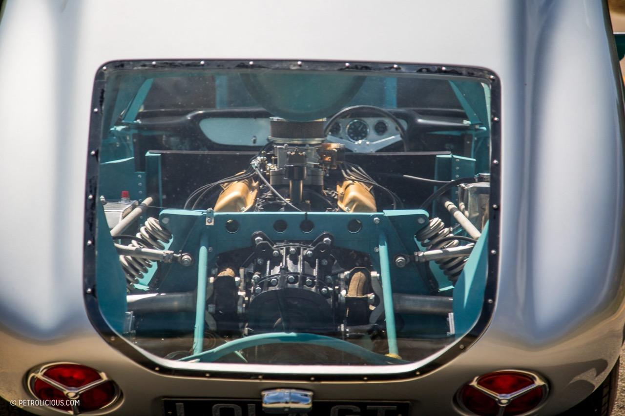 La Lola Mk6 GT d'Allen Grant... Street legal ! 32