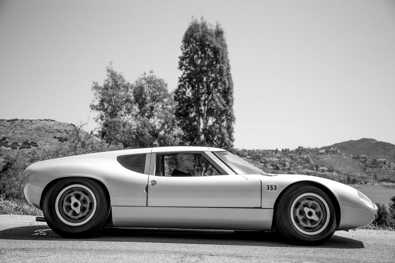 La Lola Mk6 GT d'Allen Grant... Street legal ! 39
