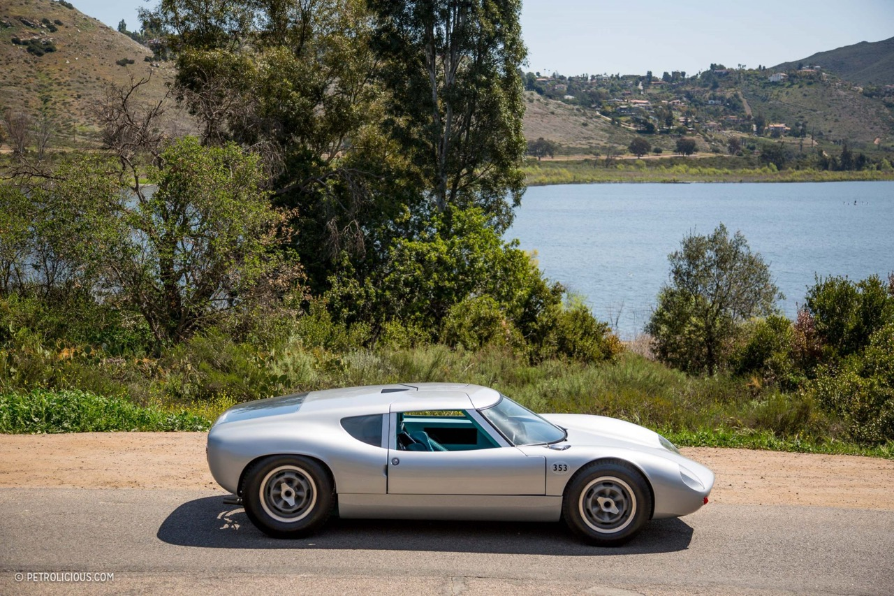 La Lola Mk6 GT d'Allen Grant... Street legal ! 31