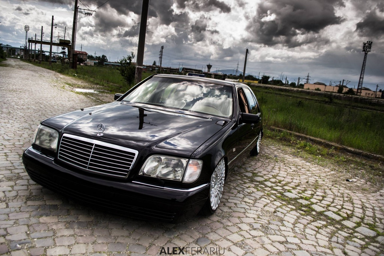 Mercedes S500 - Dumbo en Cast13... 16