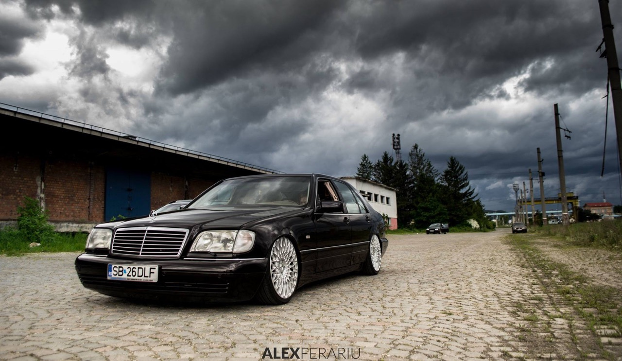 Mercedes S500 - Dumbo en Cast13... 21