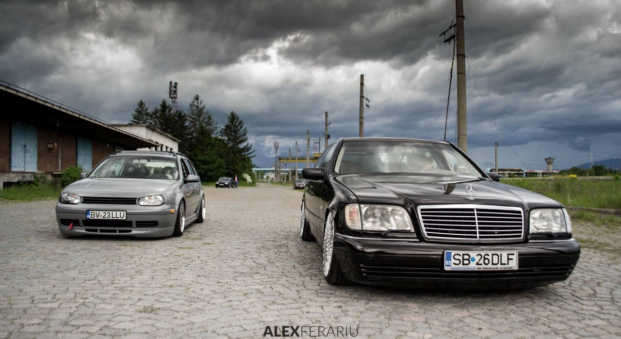 Mercedes S500 - Dumbo en Cast13... 15