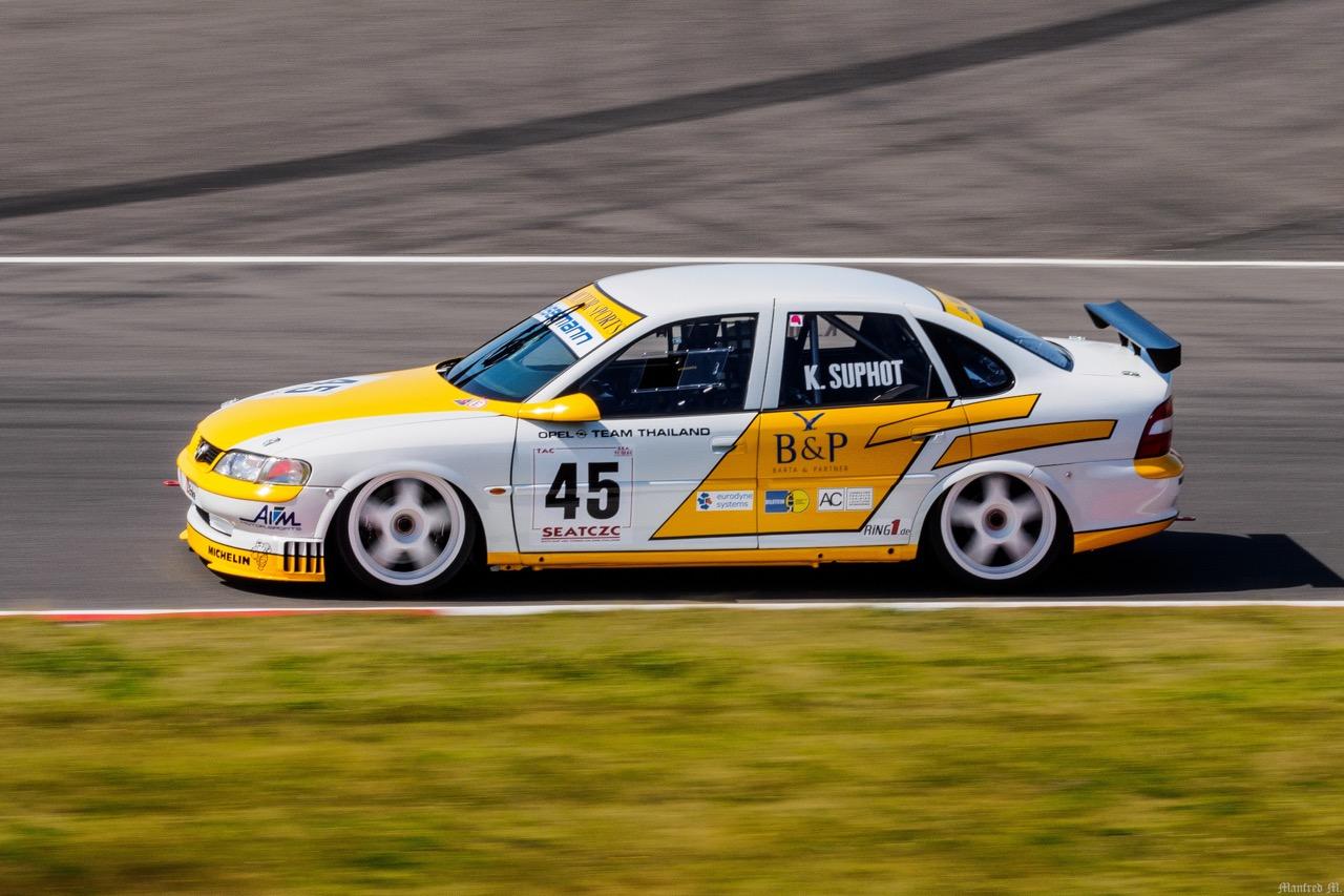 Engine Sound : Opel Vectra STW - TOCA powaaa ! 17