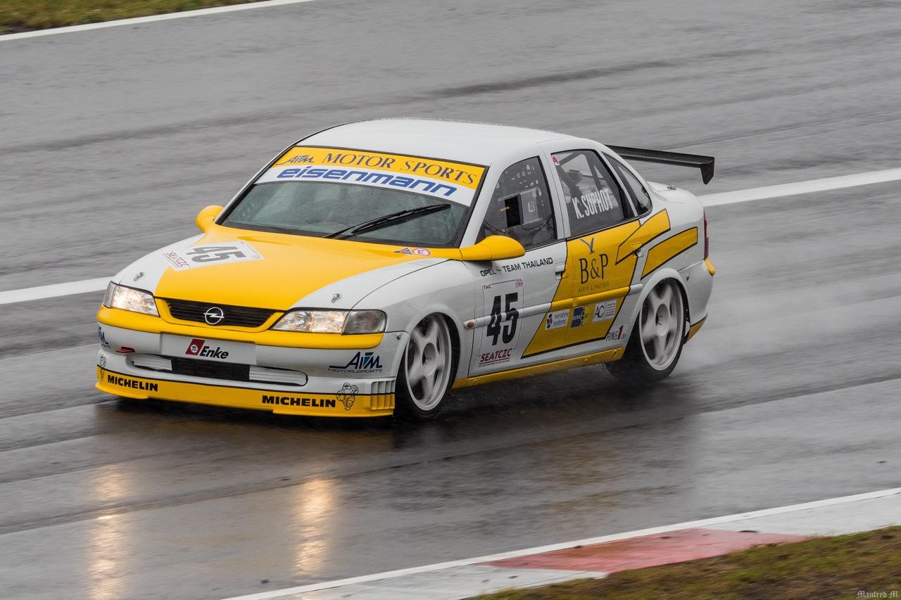 Engine Sound : Opel Vectra STW - TOCA powaaa ! 4