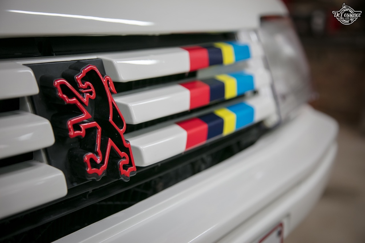 205 Rallye 1900 Dimma - L'histoire d'une renaissance ! 6