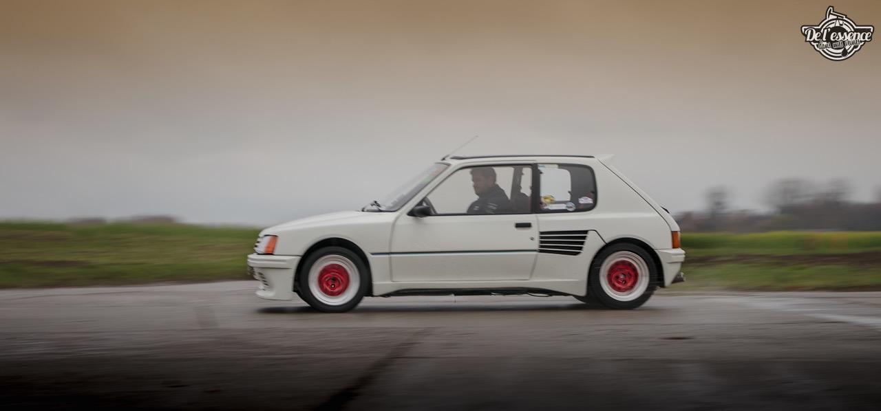 205 Rallye 1900 Dimma - L'histoire d'une renaissance ! 3