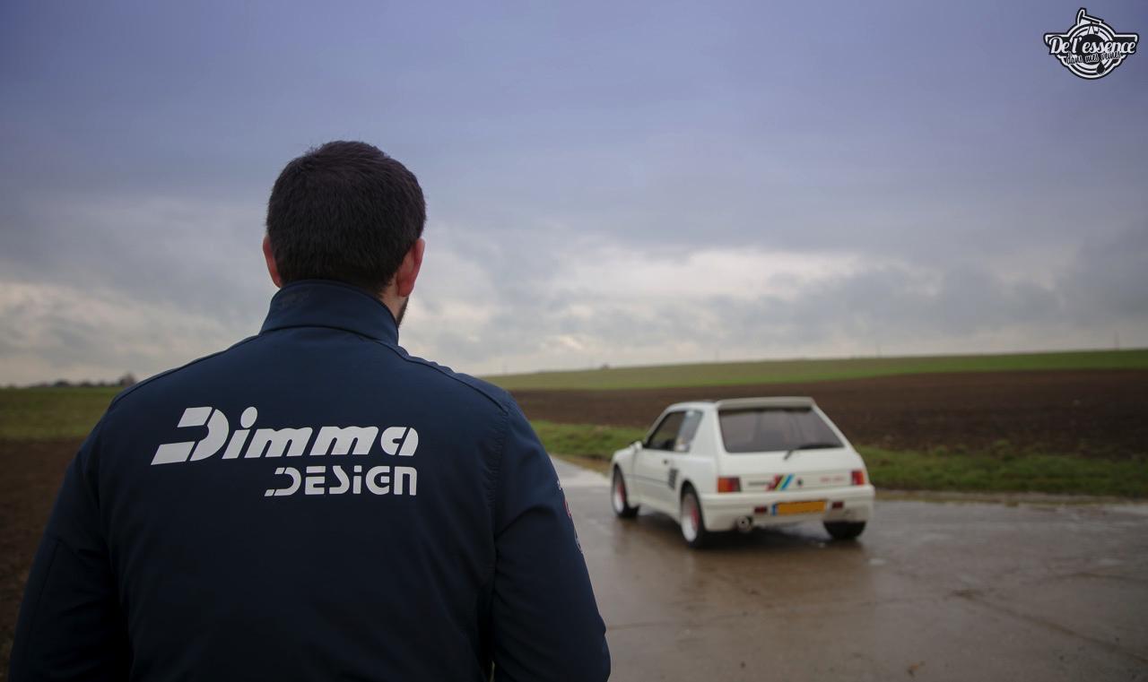 205 Rallye 1900 Dimma - L'histoire d'une renaissance ! 30