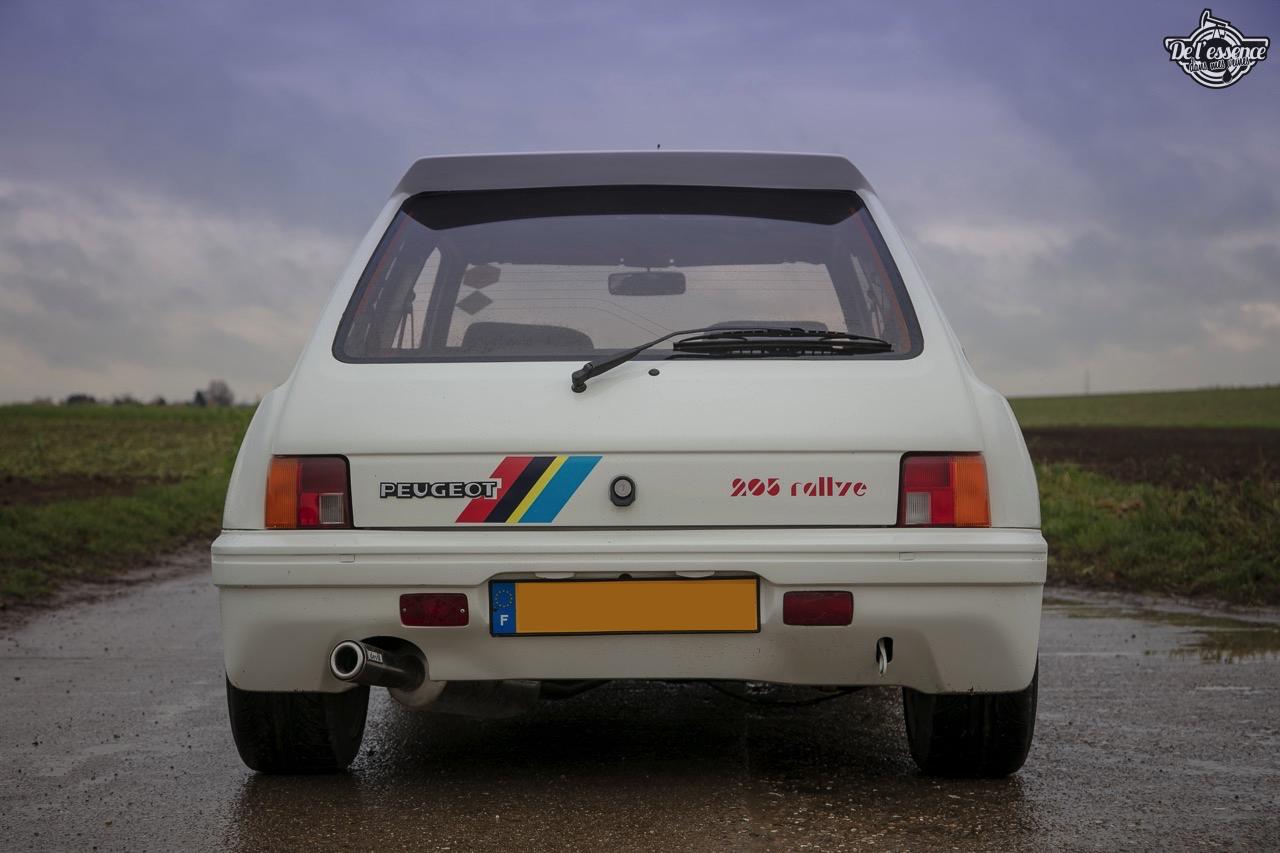 205 Rallye 1900 Dimma - L'histoire d'une renaissance ! 2