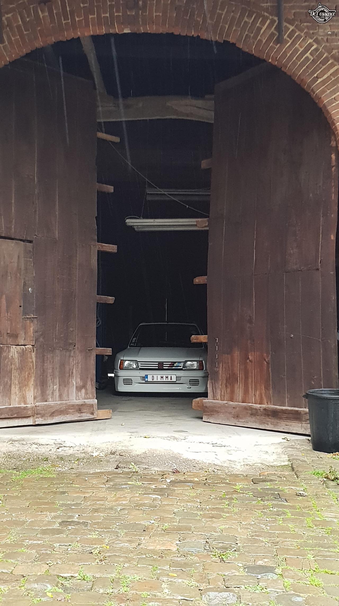 205 Rallye 1900 Dimma - L'histoire d'une renaissance ! 5