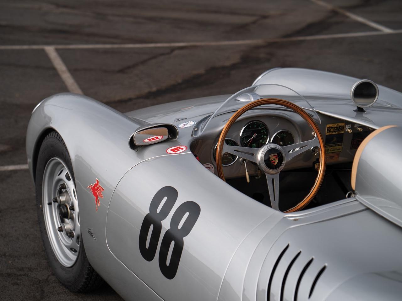 Porsche 550 RS Spyder... Il était temps ! 48