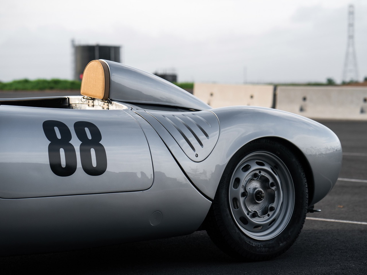 Porsche 550 RS Spyder... Il était temps ! 47