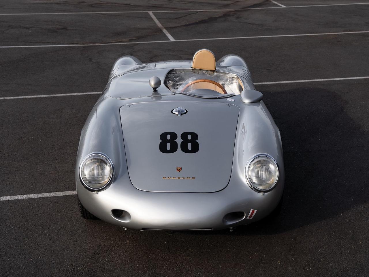 Porsche 550 RS Spyder... Il était temps ! 41
