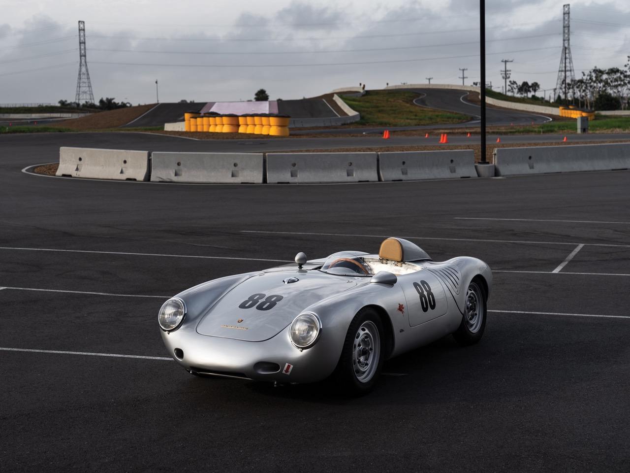 Porsche 550 RS Spyder... Il était temps ! 49