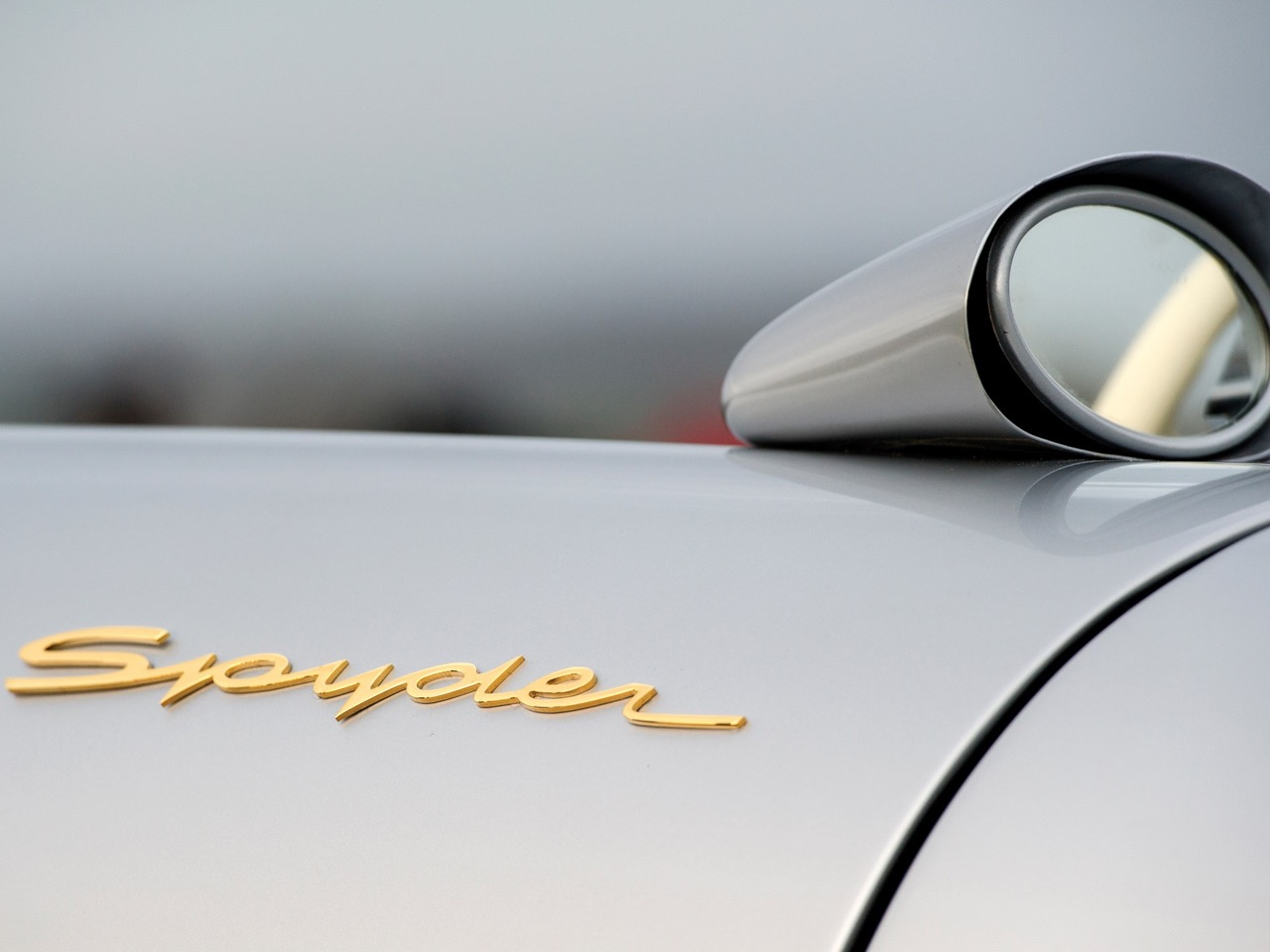 Porsche 550 RS Spyder... Il était temps ! 40