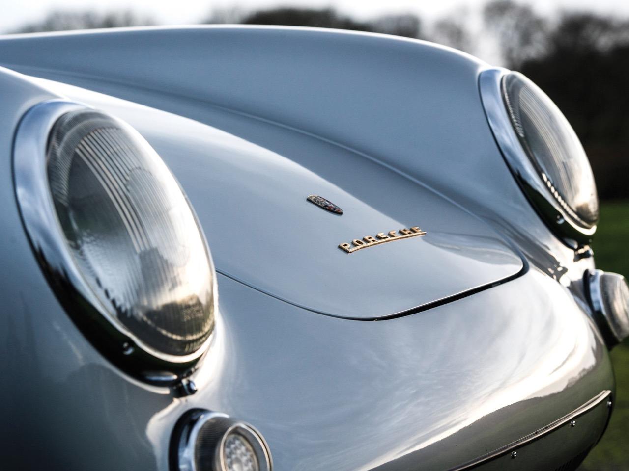 Porsche 550 RS Spyder... Il était temps ! 27