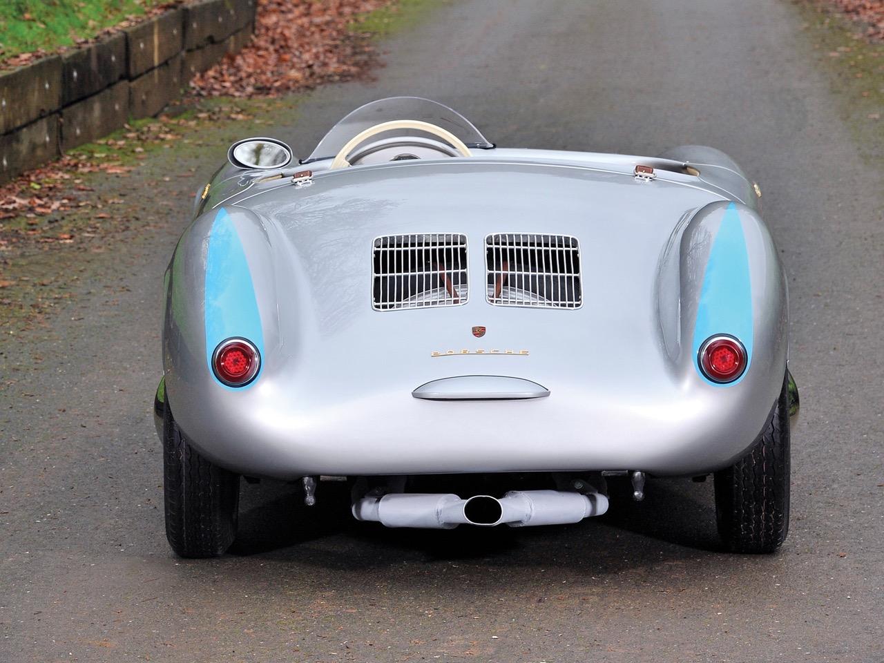 Porsche 550 RS Spyder... Il était temps ! 29