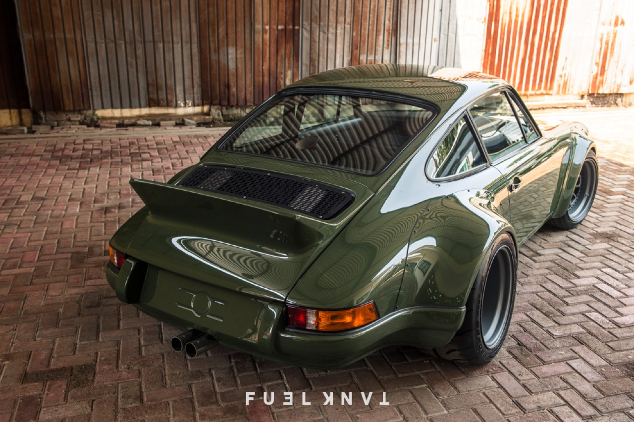RWB made in Indonesia - Une 911 nommée Kizuna 36
